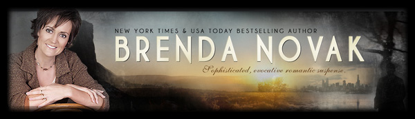 New York Times Bestselling Author Brenda Novak