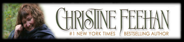 New York Times Bestselling Author Christine Feehan